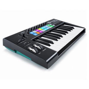 CONTROLLER MIDI/USB TASTIERA NOVATION LAUNCHKEY 25 MK2