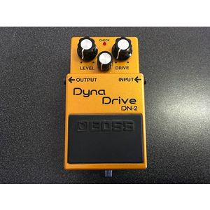 PEDALE EFFETTO CHITARRA BOSS DN2 DYNA DRIVE OVERDRIVE DINAMICO