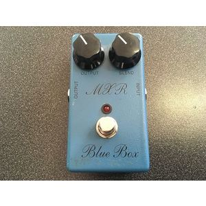 PEDALE CHITARRA MXR BLUE BOX OCTAVE FUZZ - M103