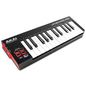 TASTIERA MIDI/USB AKAI LPK25 WIRELESS