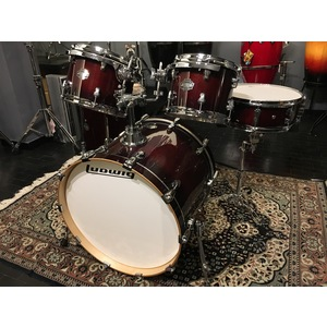 Ludwig BIRCH Element DRIVE Deep Red burst