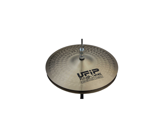 UFIP ROUGH SERIES HI HAT 14 HEAVY