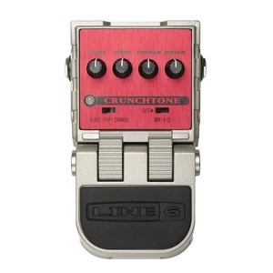 LINE 6 L6 CRUNCHTONE PEDALE OVERDRIVE