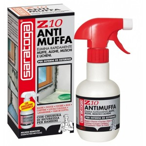 ANTIMUFFA SPRAY Z 10  ML 500 '' DISSOLVI MUFFA ''