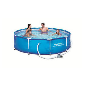 PISCINA BEST WAY TONDA CM. 3,66 X 76H