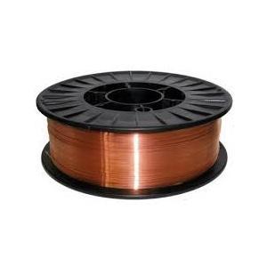 Bobina filo d' acciaio 5Kg diametro 0,8 (FILO GAS) telwin