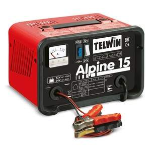 Carica batterie telwin 230 V Alpine 15