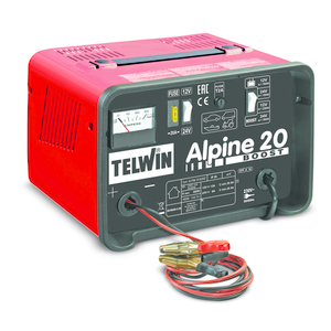 Carica batterie telwin 230 V Alpine 20 Boost