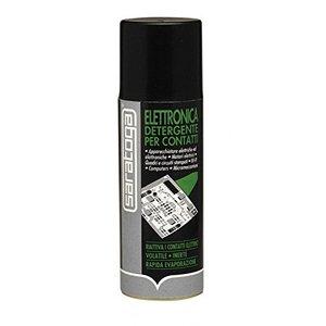 Saratoga Elettronica detergente per contatti 200 ml