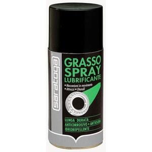 Grasso spray lubrificante 300 ml Saratoga