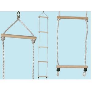 Scalette di corda bimbo easy climb