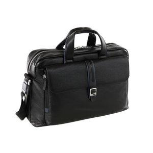 Courier Leather borsa da lavoro 2 manici