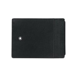 Porta Cards e documenti custodia tascabile 4 scomparti Meisterstück con portadocumenti