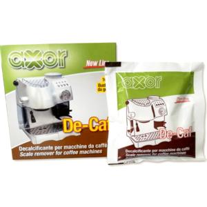De-caf Axor - Decalcificante per caffettiere (1pz)