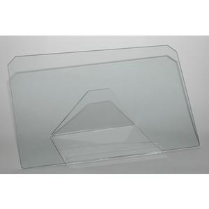 Ripiano copri-verdura in vetro per frigoriferi Ariston-Indesit 466*296