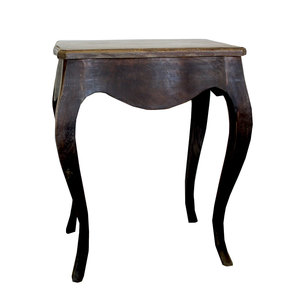 Tavola sciabola in legno complemento d'arredo - 57x42x70h cm