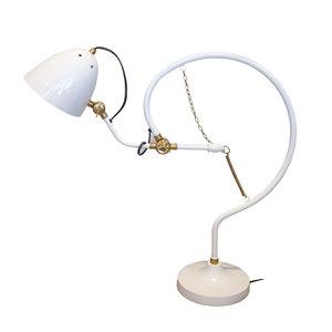 LAMPADA DA TAVOLO FERRO