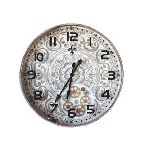 Orologio da parete con ingranaggi decorativo - diametro 75 cm