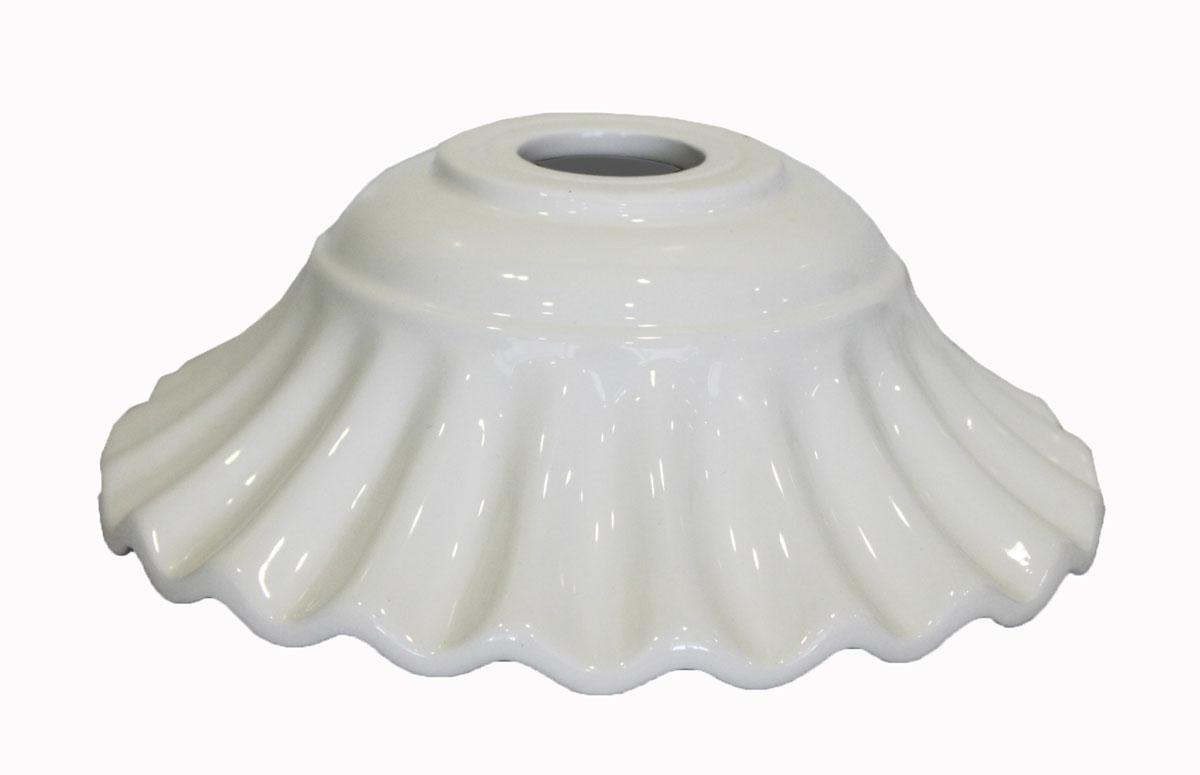 Lampadario Rustico Ceramica : Paralume in ceramica diametro cm per ricambi applique o