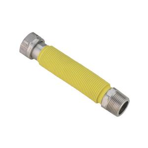 """Flessibile Acciaio Estensibile Gas 1"""" 20-40cm"""