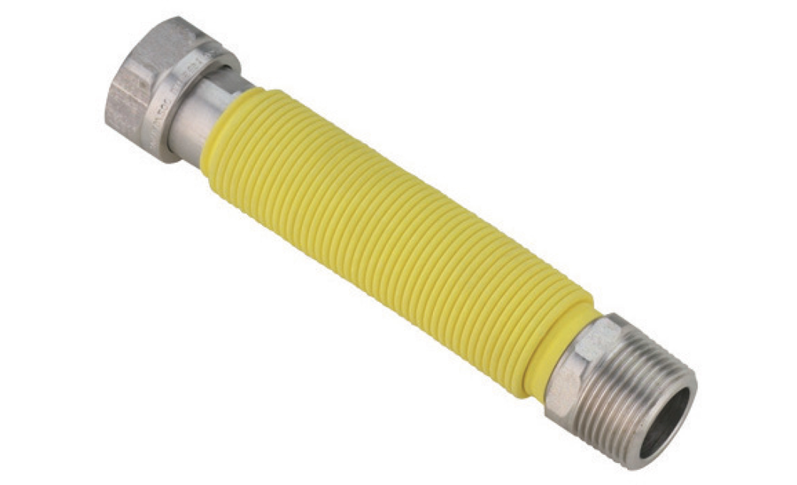 Flessibile acciaio estensibile gas 1 20 40cm taranto - Tubo gas cucina lunghezza massima ...