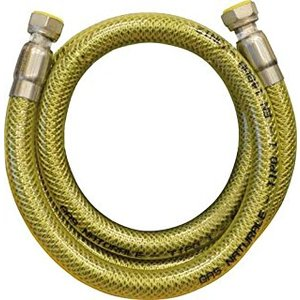 Flessibile Acciaio Inox Rivestito Pvc Gas 150cm