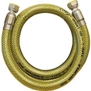 Flessibile Acciaio Inox Rivestito Pvc Gas 50cm