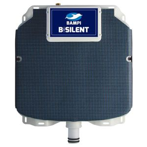 Cassetta WC Incasso doppio comando B-Silent