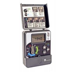 Programmatore per irrigazione 4 Stazioni 24V indoor C-Dial