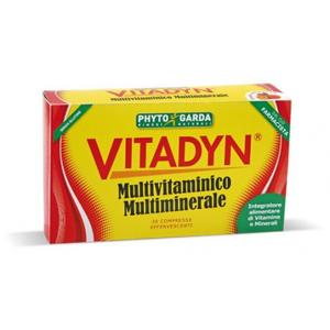 VITADYN MULTIMINERALI/MULTIVITAMINICO 30CPR EF
