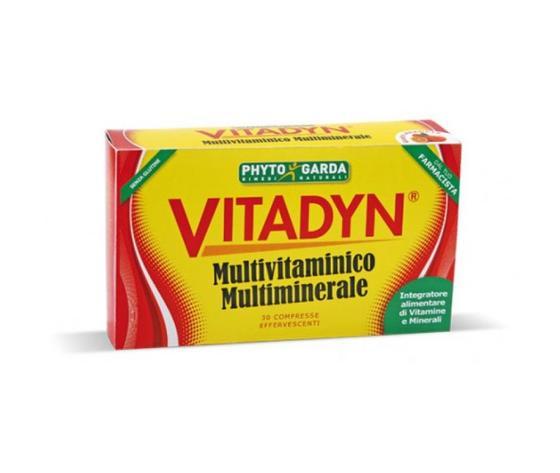 VITADYN MULTIMINERALI/MULTIVITAMINICO 30CPR EF