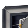 Cassaforte elettronica a murare