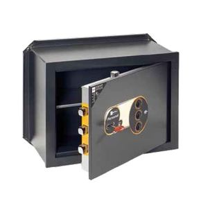 Cassaforte da murare a chiave e combinazione meccanica