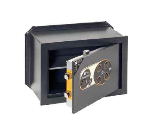 Cassaforte a murare chiusura con combinazione meccanica