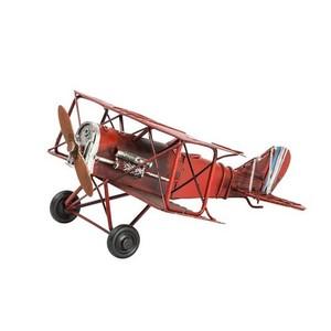 Modellino di aeroplano Barone Rosso