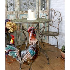 Tavolo e sedie ferro Arredo Giardino