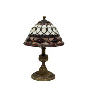 Lampada da tavolo Tiffany piccola