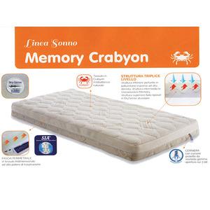 Memory Crabyon - Linea Sonno - questibimbi - materasso