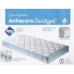sanitized antiacaro - Linea Sonno - questibimbi - materasso