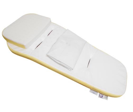 Airsoft Cotone Antibatterico- Linea Sonno - questibimbi -set carrozzina kit auto