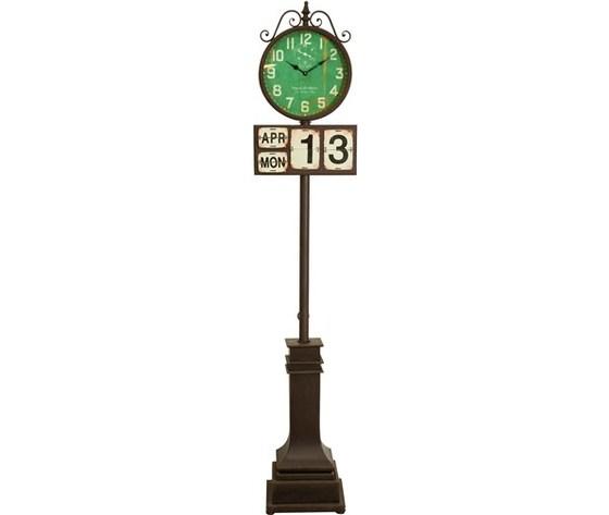 Orologio da terra modello stazione