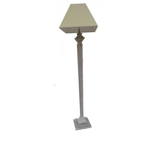 LAMPADA DA TERRA SHABBY CHIC 170CM