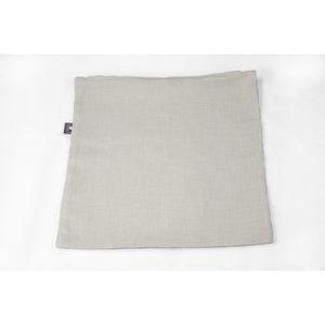 fodera, cuscino, bombato, quadrato, sfoderatile, zip, rivestimento, robusto, Mirah, grigio