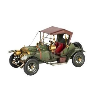 Modellino automobile verde da collezionismo