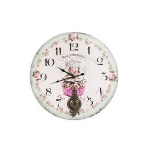 orologio con pendolo cupcake