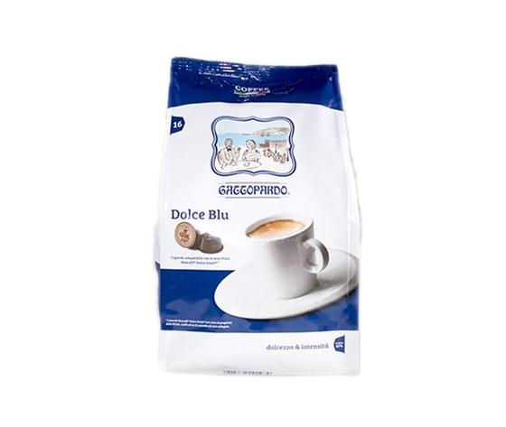 16 capsule caffè Dolce Blu Gattopardo To.Da. Compatibili Dolce Gusto