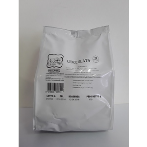 10 capsule Cioccolata Dolce Gattopardo To.Da. Compatibili Dolce Gusto