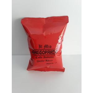 100 capsule caffè Ricco Il Mio Gattopardo To.Da. Compatibili Lavazza A Modo Mio