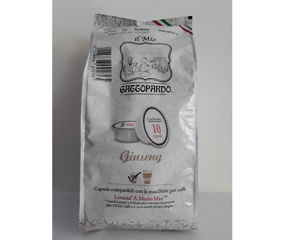 16 capsule Ginseng Il Mio Gattopardo To.Da. Compatibili Lavazza A Modo Mio