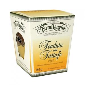 Fonduta pronta di Fontina D.O.P. con tartufo (Tuber aestivum Vitt.) Tartuflanghe